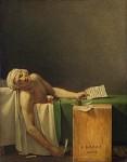 «Смерть Марата» (Жак Луи Давид, 1793)