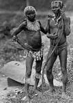 Коренные жители Андаманских островов.