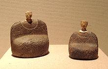 Статуэтки богинь,  эпоха Бактрийско-Маргианской цивилизации. Источник: https://ru.wikipedia.org