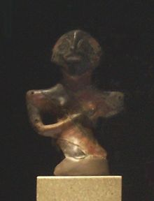 Артефакт балканского неолита, Винча, Сербия