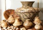 Трипольская керамика (фото М. Видейко).