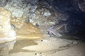 Пещера Сацурблия, фото https://en.wikipedia.org/wiki/File:Satsurblia_11.jpg