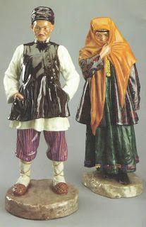 Традиционная одежда приуральских башкир