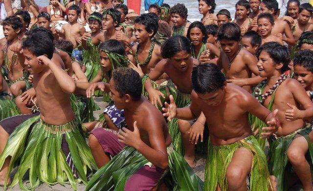 Полинезийцы. Фото с сайта http://www.balto-slavica.org/forum/index.php?showtopic=3091