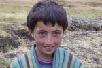 Ягнобский мальчик. Фото О.П. Балановского.