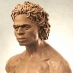 Реконструкция человека с Маркиной горы (Костенки-14)