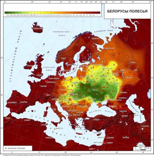 Belorus Poles