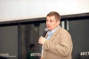 Дмитрий Беляев (фото Антропогенез.ру)