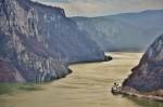 Железные ворота, Дунай