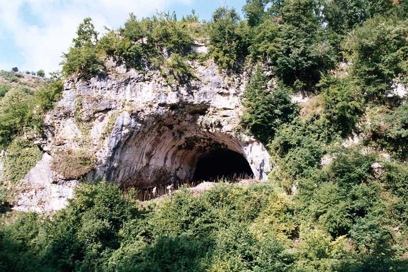 Пещера Котиас (Грузия)