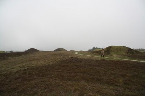 К.Кристансен. Прогулка вдоль любимых холмов бронзового века.