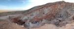 Окрестности пещеры Джебель Ирхуд  в Марокко.