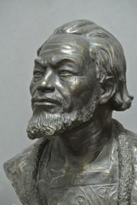 Андрей Боголюбский, реконструкция М.М.Герасимова.