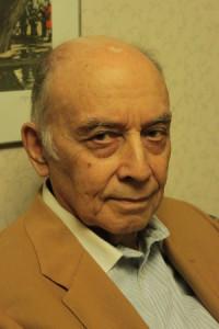 Л.С.Клейн. Автор фото Дамир Гибадуллин-Клейн. 2013 г.