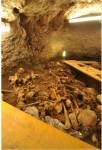 Пещера Эль-Мирадор в Испании с останками медно-каменного века