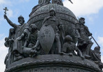 """Памятник """"Тысячелетие России"""" в Новгороде Великом"""