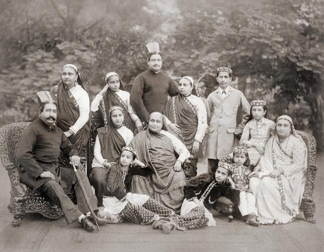 Индийские парсы