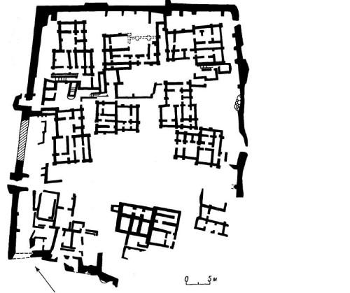 План поселения