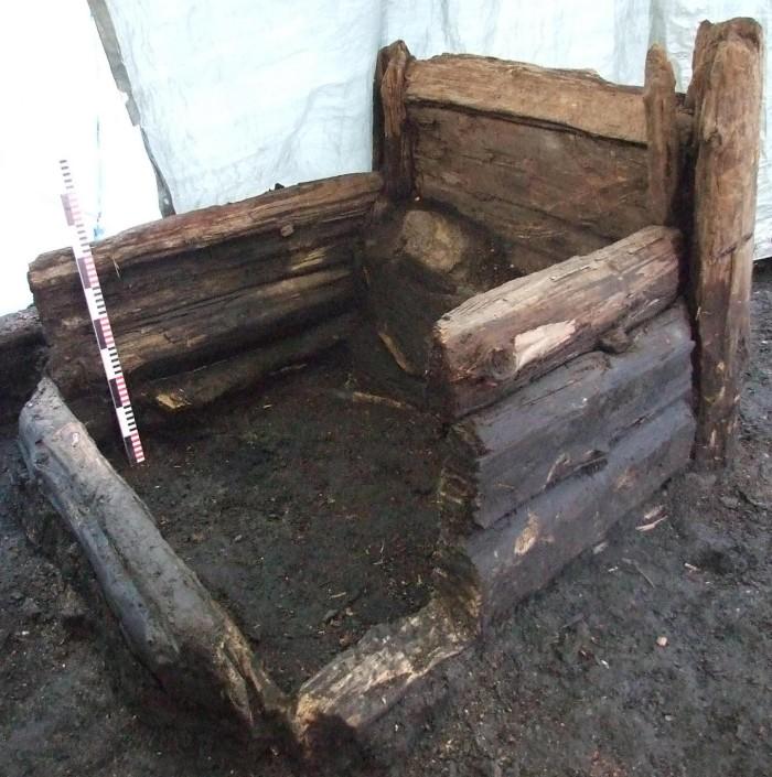 Средневековый туалет в Риге, Credit: Uldis Kal?jis