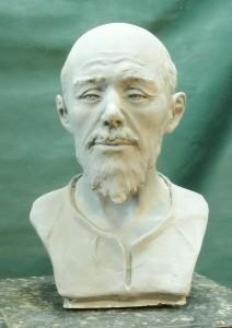 Андрей Мещовский,  реконструкция Е.В.Веселовской