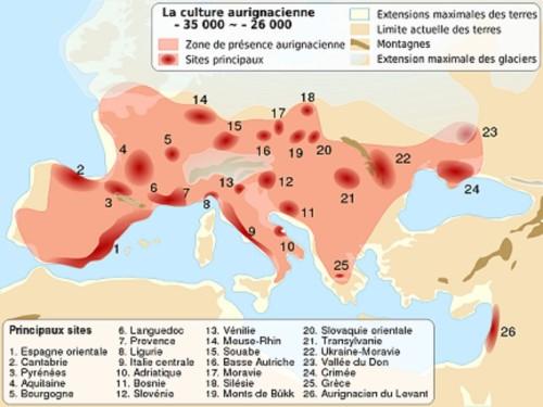 aurignacian-culture-map