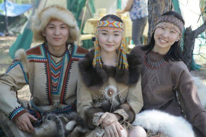 Эвенки. Фото с сайта https://kulturologia.ru/blogs/180118/37506/