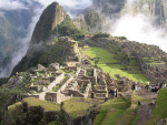Мачу Пикчу, город инков.