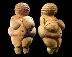 Палеолитическая Венера из Вилендорфа.