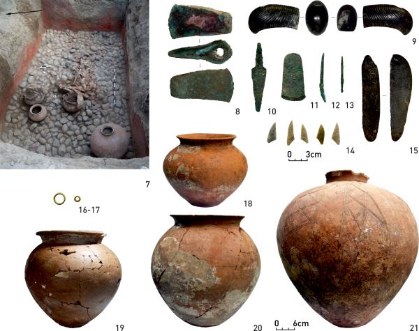 Артефакты майкопской культуры (Knipper et al., 2020)