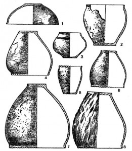 I. 3, 5, 6 — Трансбур; 2, 4, 7, 8 — Радванкув