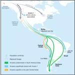 Реконструкция заселения Америки по новым данным от Дэвида Райха
