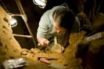 Работа в пещере Эль-Синдрон, Испания (фото CSIC Communicacion)
