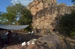 Лагерь на стоянке Мадьедбебе. Фото: Gundjeihmi Aboriginal Corporation/Dominic O'Brien