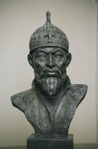 Тамерлан (Тимур), реконструкция М.М.Герасимова