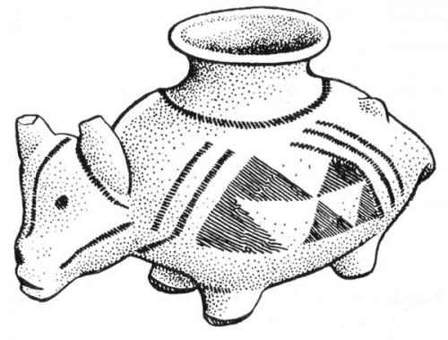 сосуд-свинья